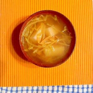 餅入りカレースープ♪