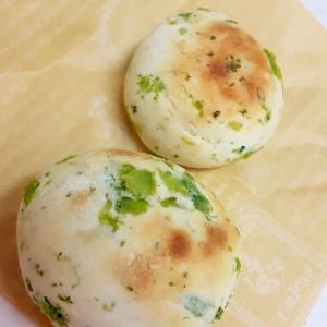 子供が喜ぶ(^^)シンプルな材料のお手軽パン♪