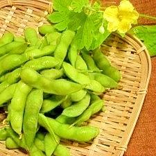 美味しさアップ☆茹で枝豆