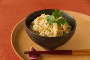 生姜の炊き込みごはん Ginger Rice