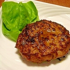 食パンで美味しさアップ*ハンバーグ(o^-')b