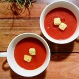 ビーツのスープ