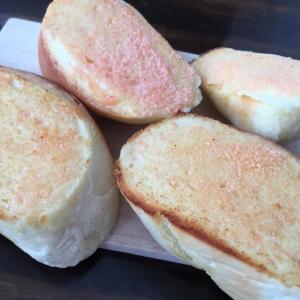簡単美味しい!明太子トースト