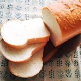 パウンド型で*かわいいミニ食パン