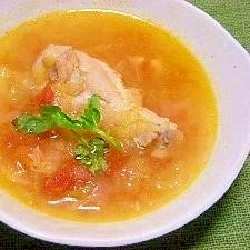 翌日が美味しい☆圧力鍋で野菜のスープ