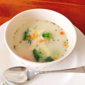 【洗い物少なめ】とろ~りチーズスープ