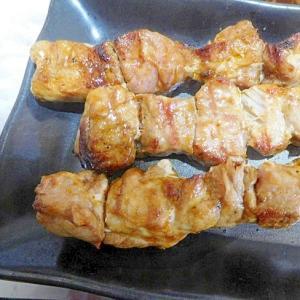 トンテキの串焼き