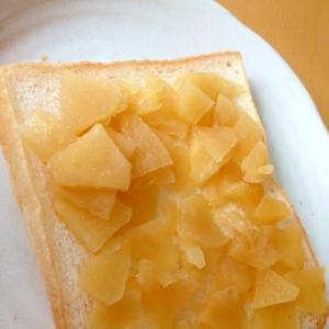 アップルパン~アップルパイのりんごの残りで~