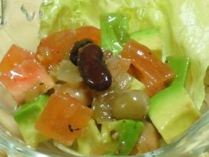 オリーブオイルの感動サラダ