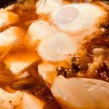 スンドゥブ風キムチスープ
