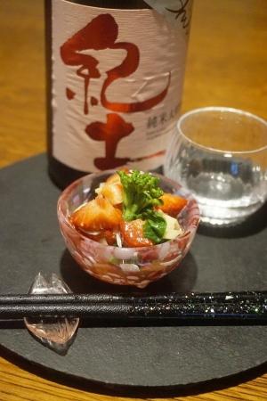 【福岡食材】いちごと筍の苺レッシングマリネ