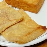 納豆チーズの揚げ焼き
