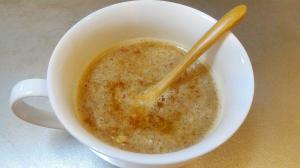 簡単/林檎のハチミツ生姜湯◆ダイエットにも