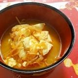 激辛っ! お豆腐チゲ(スンドゥブチゲ)☆彡