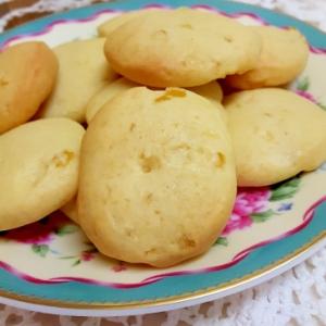 簡単!(^^)爽やか文旦ピールのクッキー♪