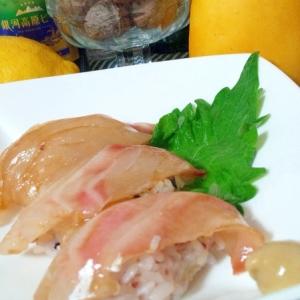 島寿司・伊豆諸島、八丈島の郷土料理☆