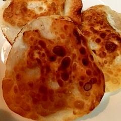 【包まないから簡単♪】パリパリッと円盤揚げ餃子