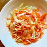甘酢らっきょう入り野菜サラダ
