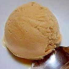 香ばしい☆カラメルアイスクリーム
