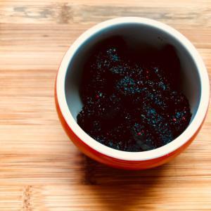 マルベリー★桑の実の赤ワイン煮