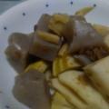 味付け麺つゆまかせ 筍とこんにゃくの煮物