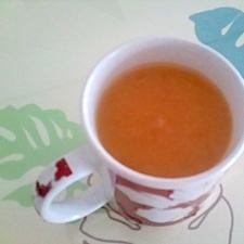 即席!ピリ辛味噌クリームスープ++