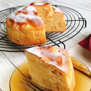 リンゴのケーキ La torta di mele