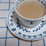 ◇ほろにが◇ほうじ茶ミルクティー