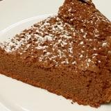 炊飯器で簡単♪たまごとチョコでガトーショコラ♪