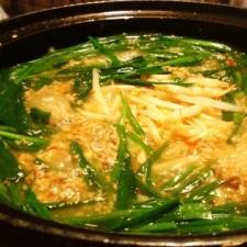 野菜がおいしい、〆で、二度おいしい、坦々鍋