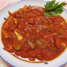 簡単!フライパン de トマトソース