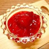 冷凍イチゴ☆ふっくらジャム