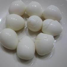 うずら卵のゆで時間