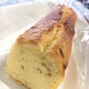 青梅のパウンドケーキ