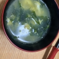 超簡単~わかめスープ
