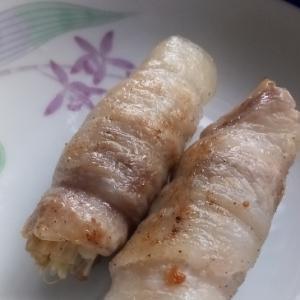 お弁当に☆えのきの豚バラ巻き