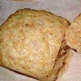 もちキビ入りちぎり蒸しパン