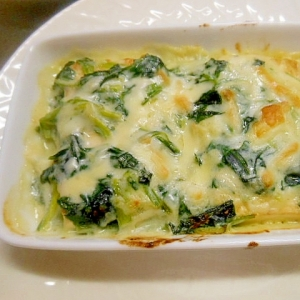 色んな食材で作る「ホワイトソース」レシピ