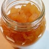 レンジ使用 ❤黒砂糖と塩麹で 林檎ジャム❤