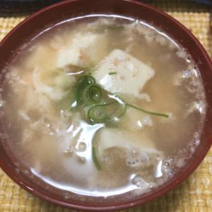 明太子のスープ
