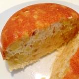 離乳食&大人のおやつ☆炊飯器で!サツマイモのケーキ