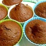 デコポンチョコレートケーキ