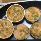 トマトの胡麻豆腐