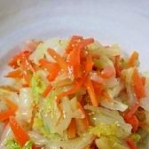 白菜ナムル