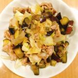 豚肉と野菜のナンプラー炒め