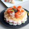 いつもの「ちらし寿司」をアレンジ