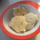 ✻離乳食完了期✻米粉のりんごパンケーキ