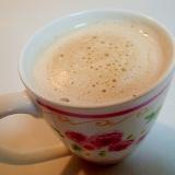 バリスタで 美的紅茶カプチーノ