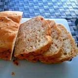 ホームベーカリーで簡単!オニオン・ベーコン食パン