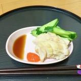 ◆いつもの肴◆上ミノポン酢◆やみつき食感!◆